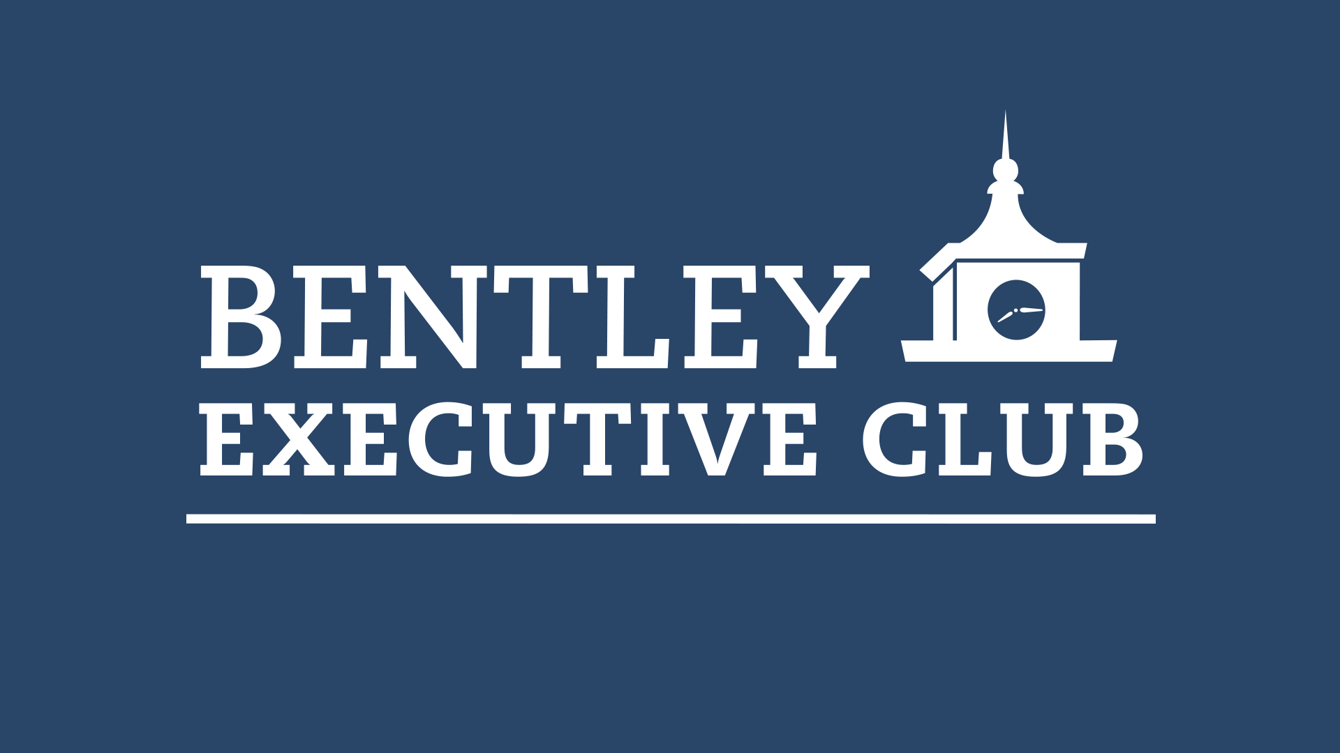 Bentley Executive Club logo
