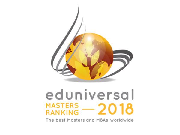 EDUniversal Best Masters Ranking