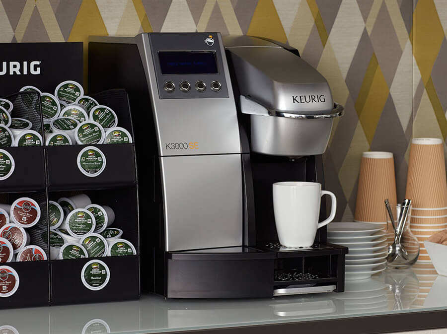 keurig machine.