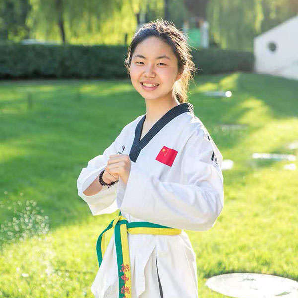 Kitty Li - Bentley Health TLN researcher