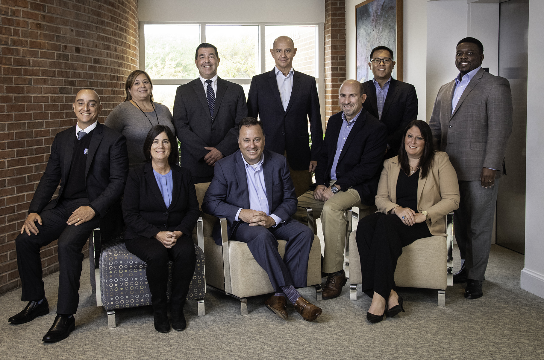 Members of the Global Alumni Board