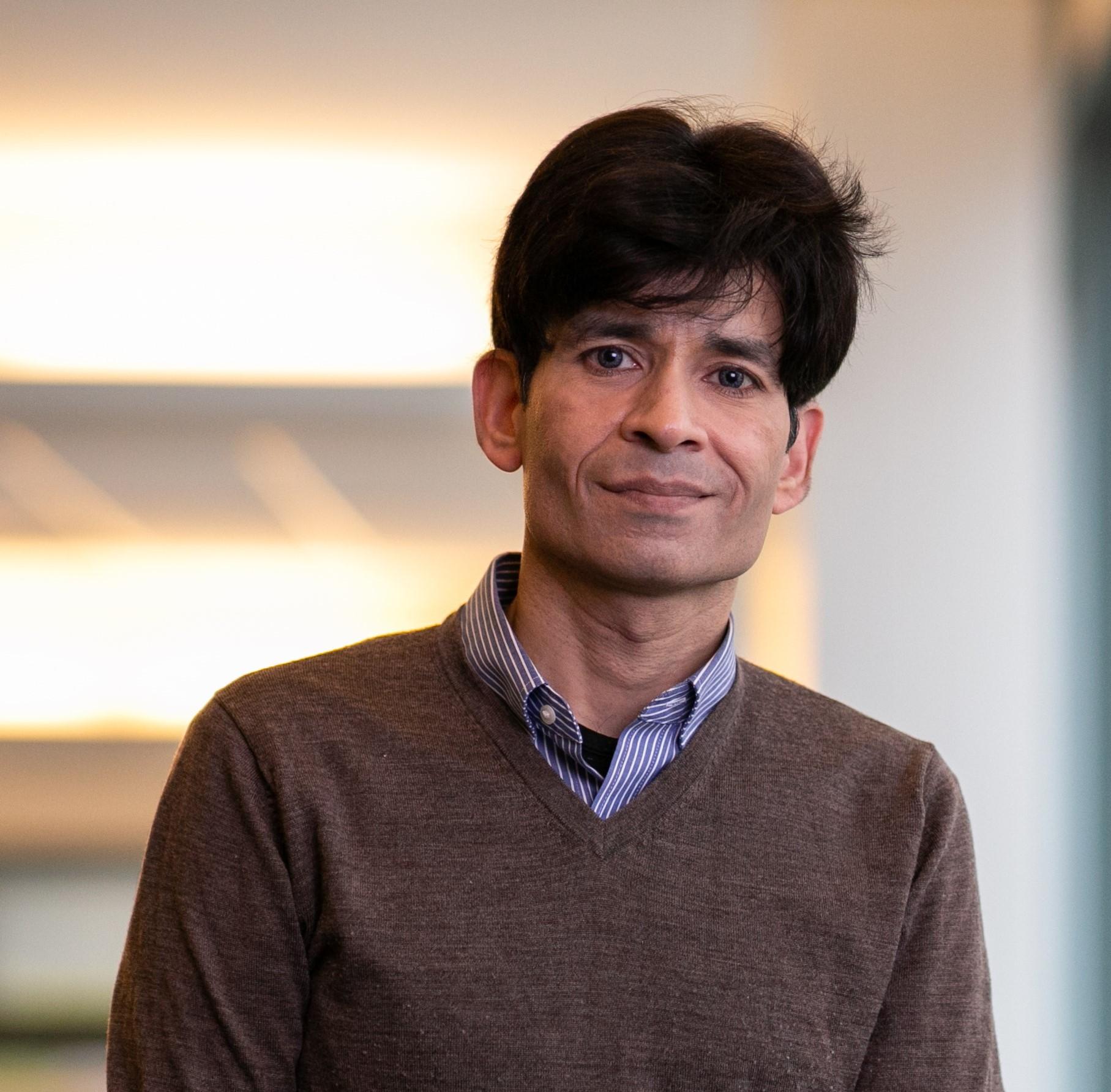 Economics Professor Dhaval Dave