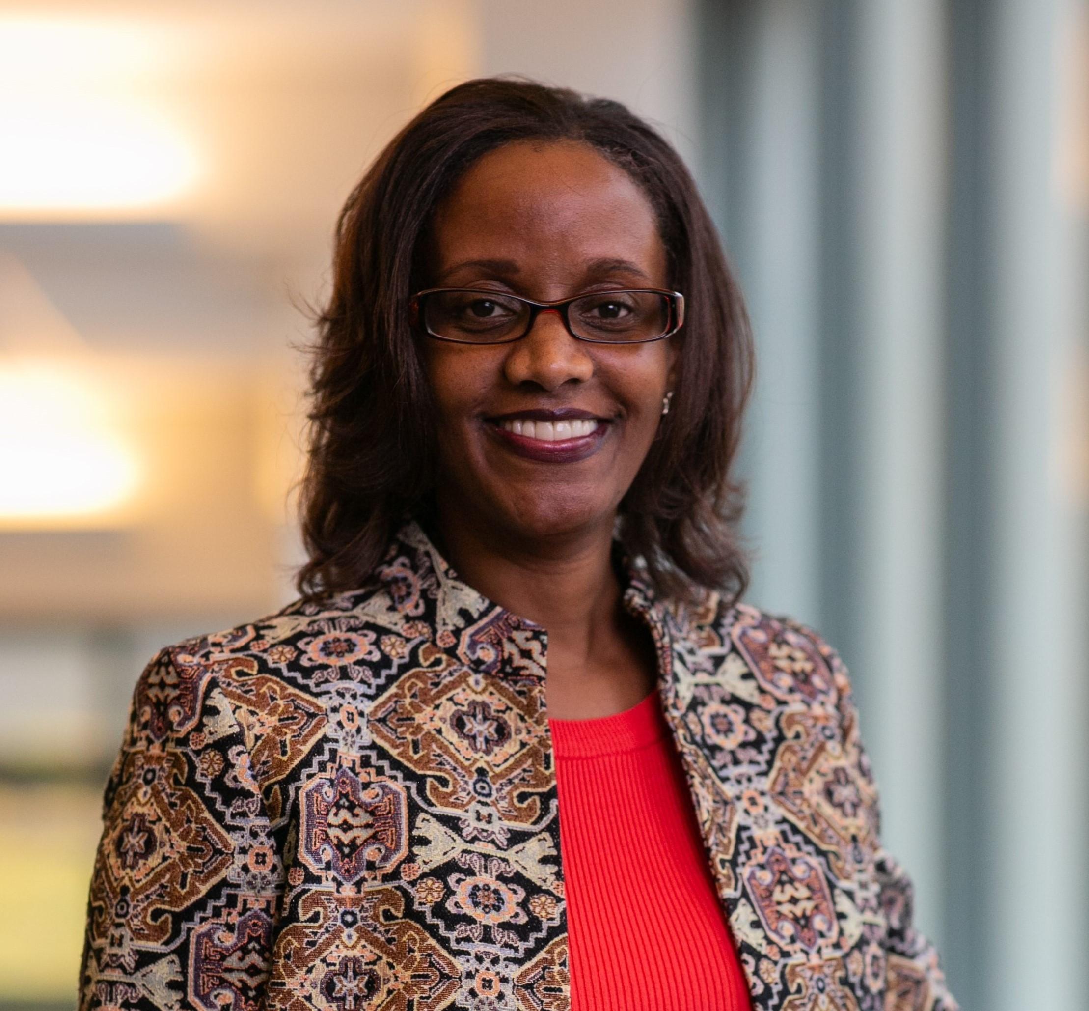 Accounting Professor Kerri-Ann Sanderson