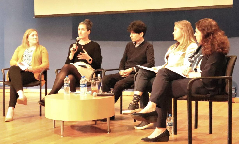 Vaping Panel at Bentley University