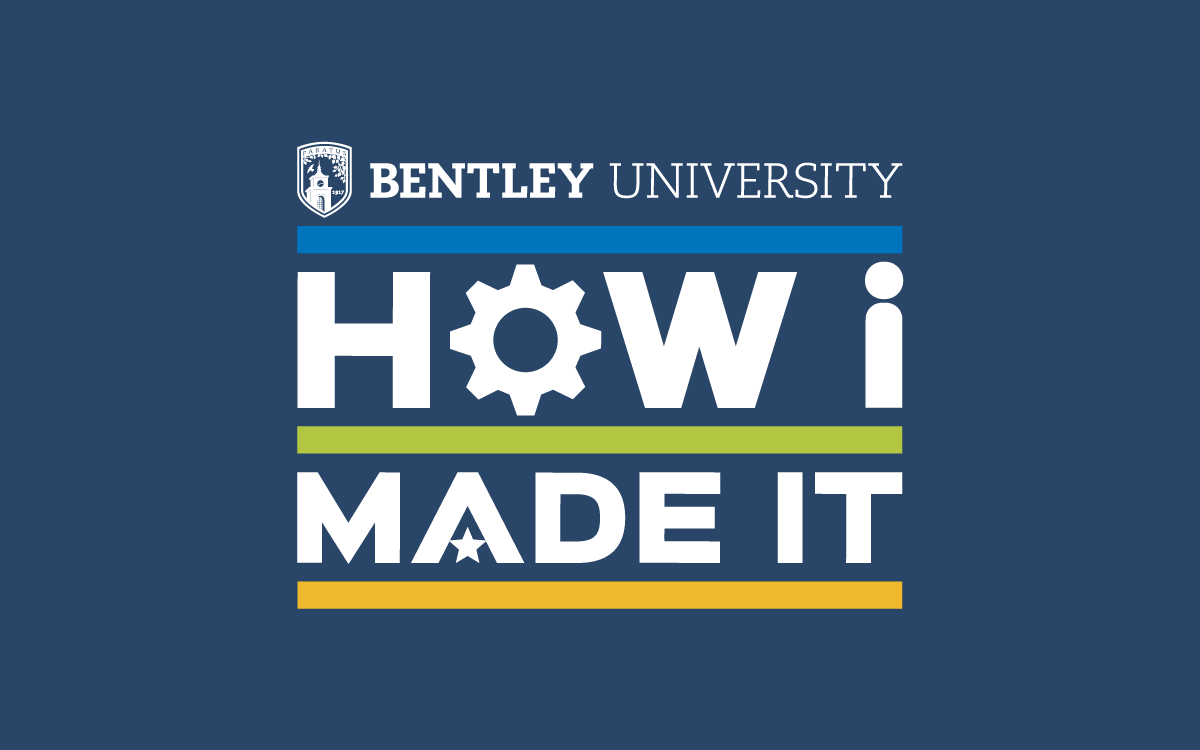How I Made It Podcast logo