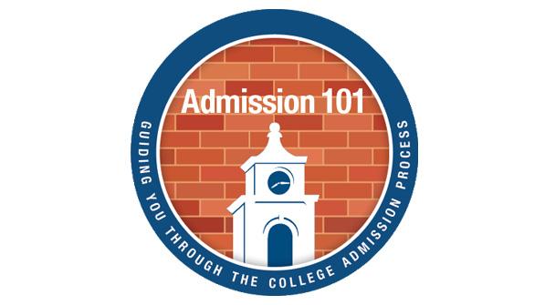 admission 101