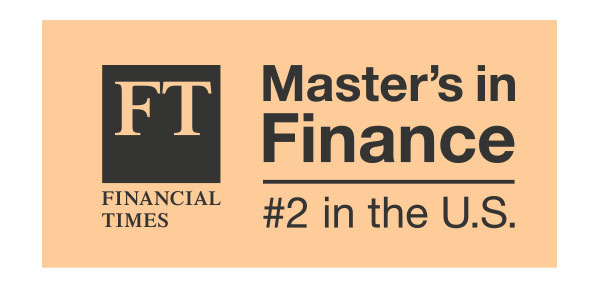 The Financial Times Ranking #2 in United States