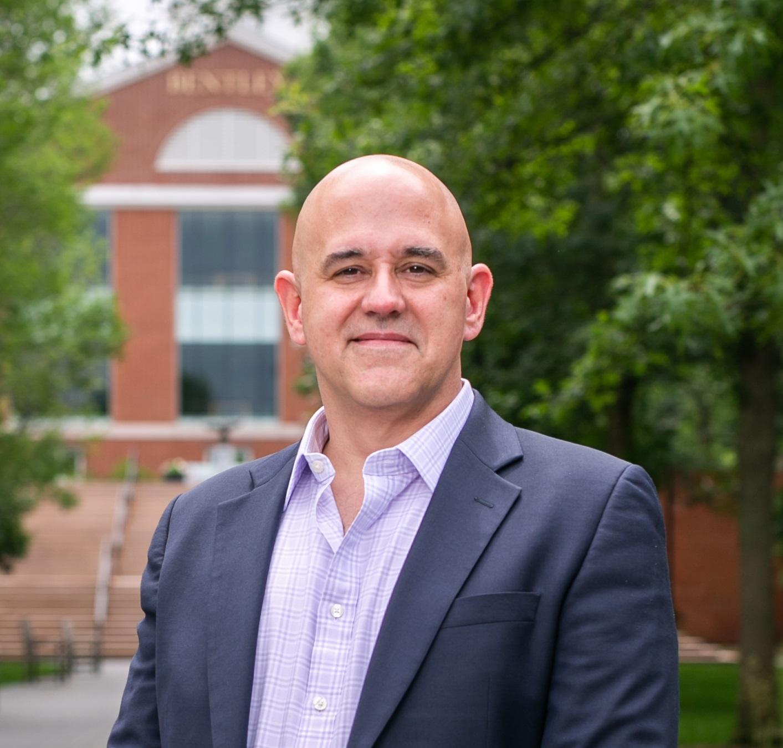 Ian Wall of Bentley University