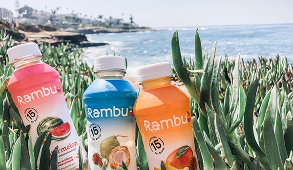 Rambutan drink