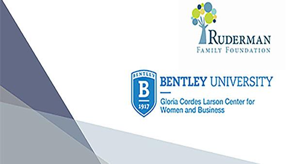 Report cover Ruderman and Bentley logo