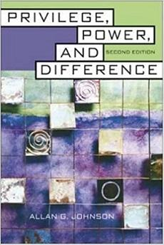 Cover of Privilege Power and Difference