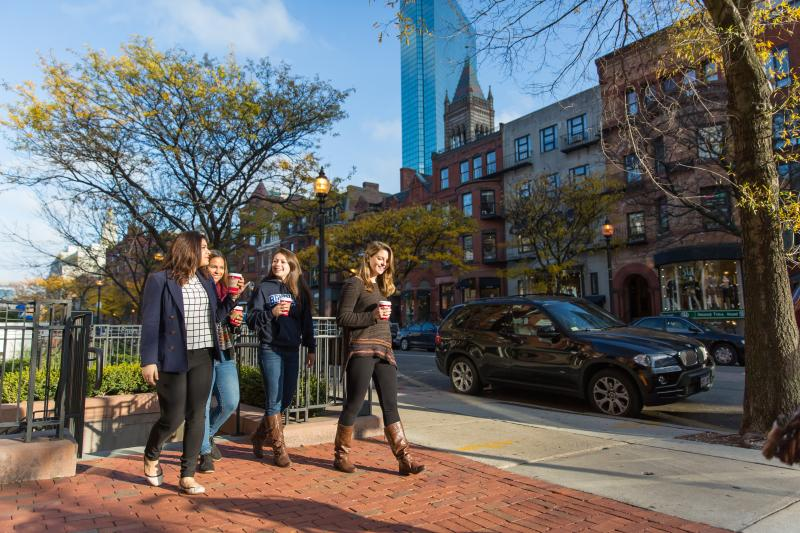 students in boston
